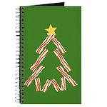 Bacon Christmas Tree Journal