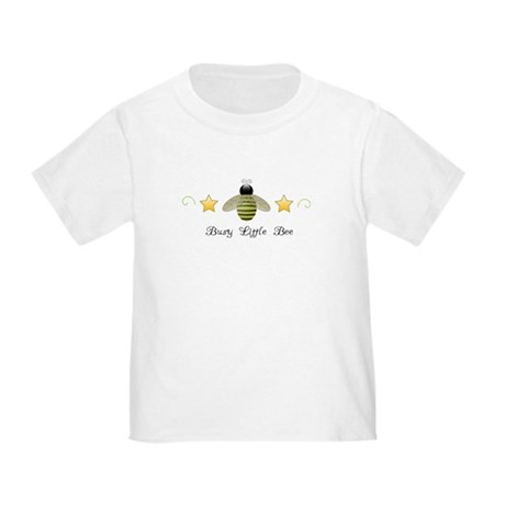 Busy Little Bee Snugglebug Toddler T-Shirt