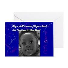 Child's Holiday Wonder Greeting Card