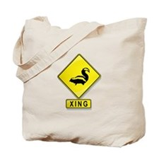 Skunk XING Tote Bag