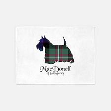 Terrier-MacDonellGlengarry 5'x7'Area Rug