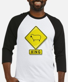 Sheep XING Baseball Jersey