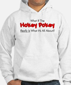 Hokey Pokey Really Is What Its All About Hoodie