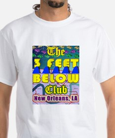 3 Feet Below Club Shirt
