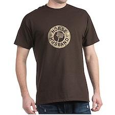Horse Husband T-Shirt