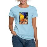 Cafe /Pekingese (r) Women's Light T-Shirt