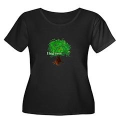Earth Day / I hug tree T