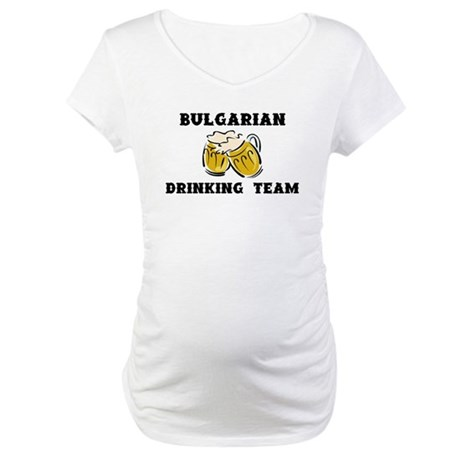 Bulgarian Maternity T-Shirt