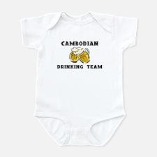 Cambodian Infant Bodysuit