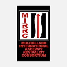 MIRRC Rectangle Decal
