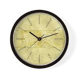 Actress Wall Clocks