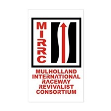 MIRRC Rectangle Decal