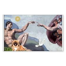 Creation/Pekingese(r) Decal