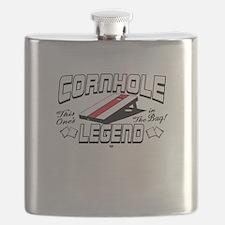 cornhole in the Flask