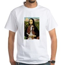 Mona Lisa (new) & Basset Shirt