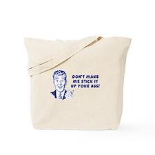 Cool Obscene Tote Bag