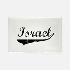 Vintage Israel Rectangle Magnet