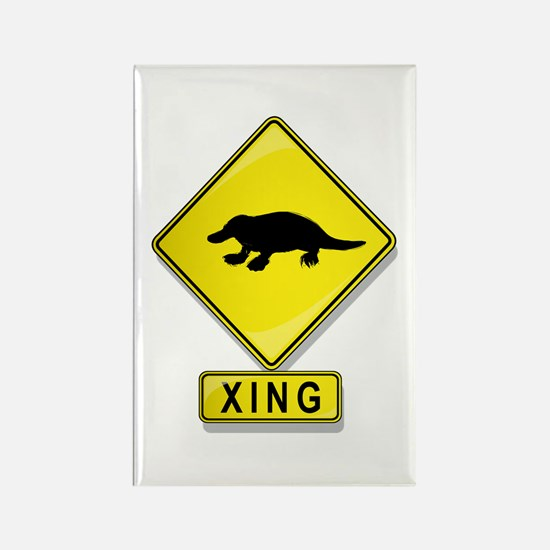 Platypus XING Rectangle Magnet