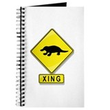 Platypus yellow Stationery