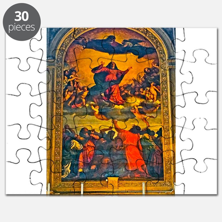 Assumption of the Virgin Puzzle