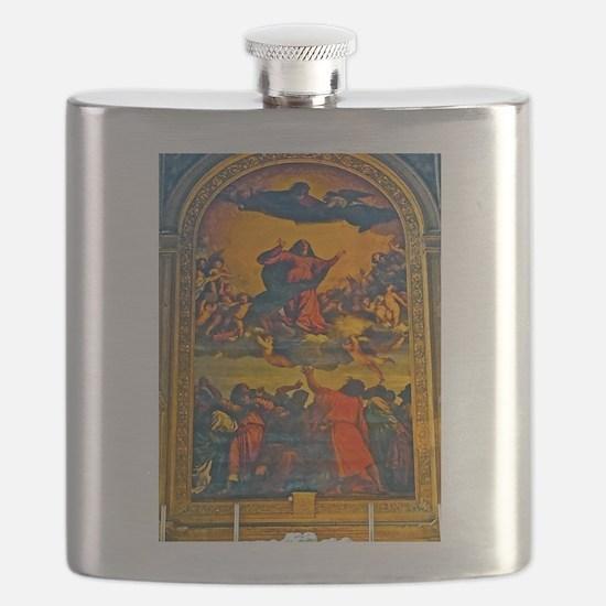 Assumption of the Virgin Flask