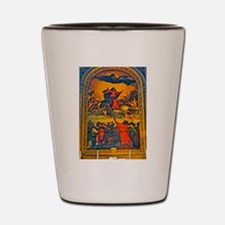Assumption of the Virgin Shot Glass