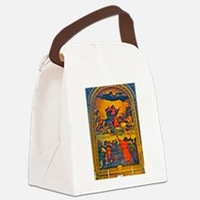 Assumption of the Virgin Canvas Lunch Bag