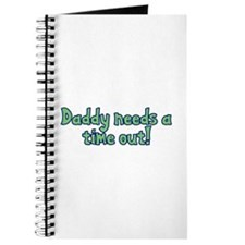 Time Out Dad Journal