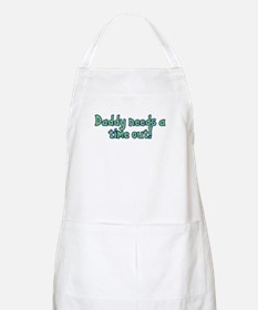 Time Out Dad BBQ Apron