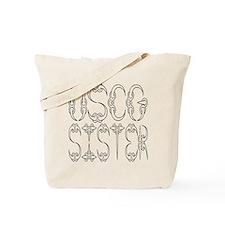 USCG Sister  Tote Bag
