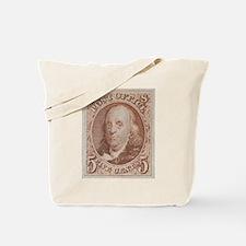 Funny Stamping Tote Bag