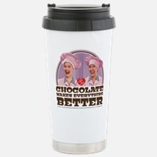 I Love Lucy: Chocolate Travel Mug