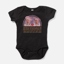 I Love Lucy: Chocolate Makes Everyth Baby Bodysuit
