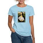 Mona /Pekingese (w) Women's Light T-Shirt
