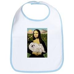 Mona /Pekingese (w) Bib