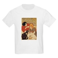 Chocolate and Cat T-Shirt