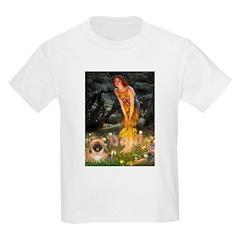 Fairies / Pekingese(r&w) T-Shirt