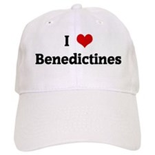 I Love Benedictines Baseball Cap