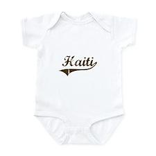 Vintage Haiti Infant Bodysuit