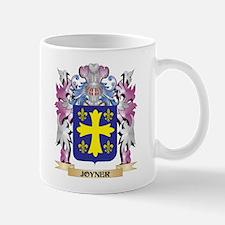 Joyner Coat of Arms - Family Crest Mugs