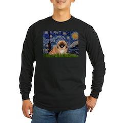 Starry / Pekingese(r&w) T