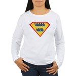 SuperJew Women's Long Sleeve T-Shirt
