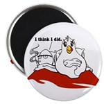 "Which Came First 2.25"" Magnet (10 pack)"