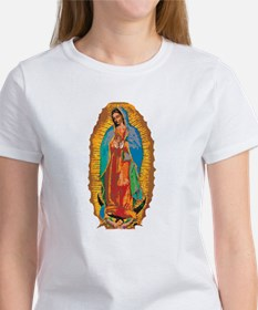 Our Lady of Guadalupe Jr. Jersey Tee T-Shirt