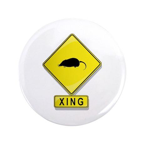 "Mole XING 3.5"" Button"