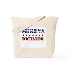MIREYA for dictator Tote Bag