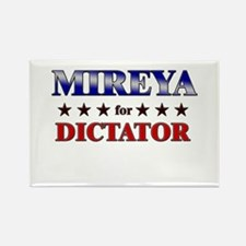 MIREYA for dictator Rectangle Magnet