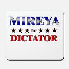 MIREYA for dictator Mousepad