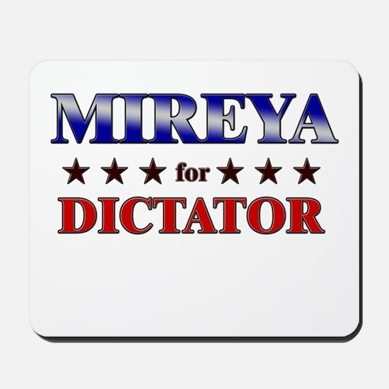 MIREYA for dictator Mousepad