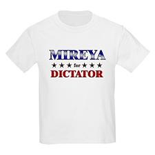 MIREYA for dictator T-Shirt
